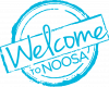 Welcome to Noosa program logo